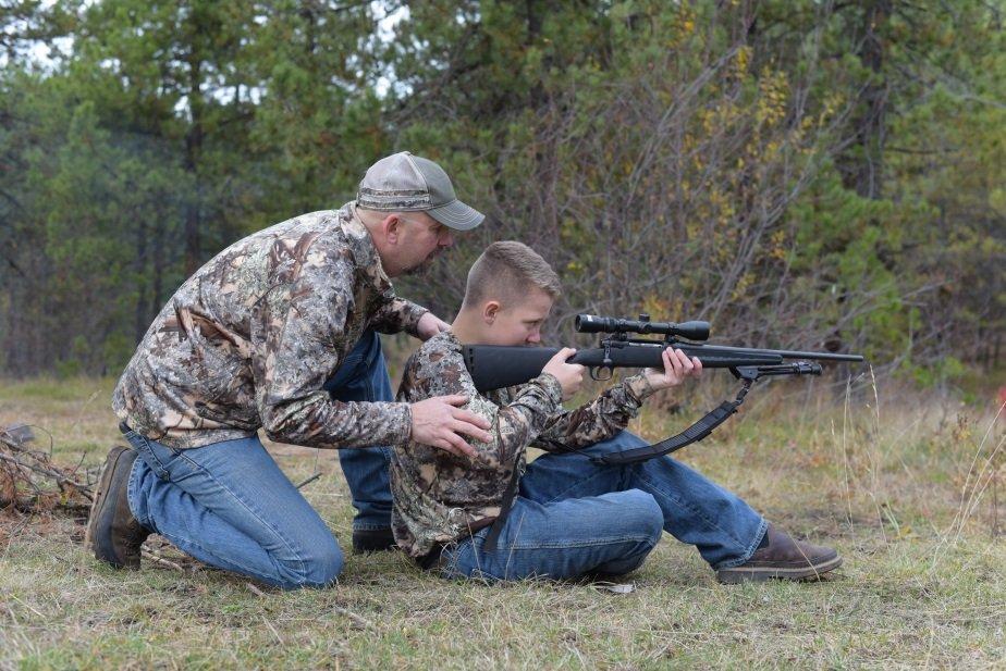 Roscoe and Kolby Shooting